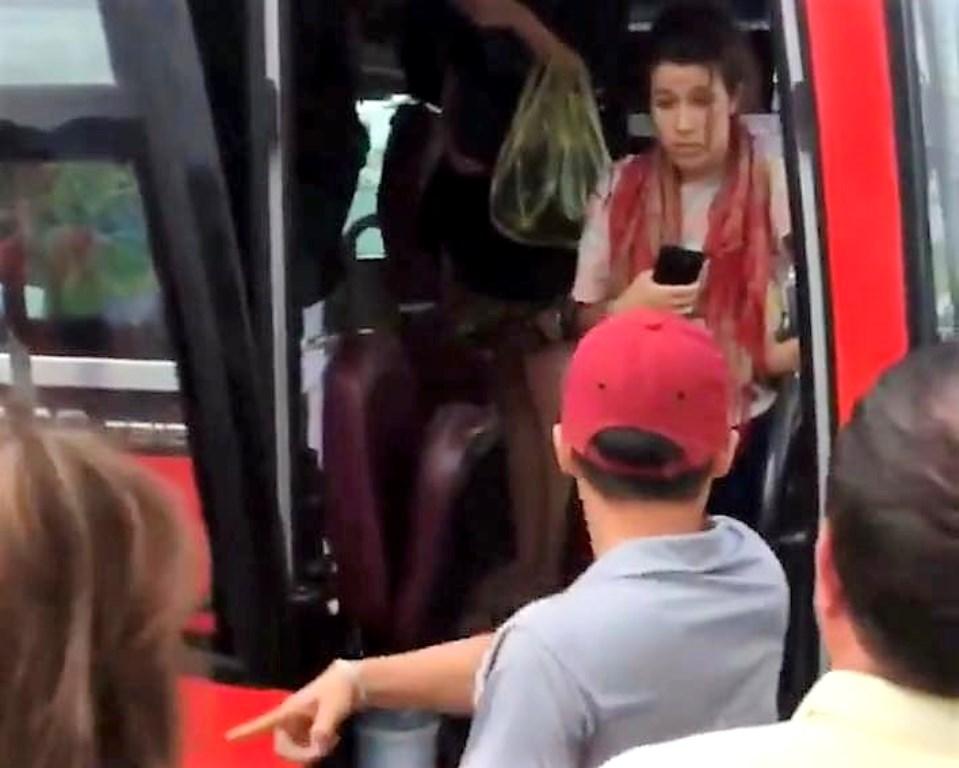 Làm rõ hành vi đuổi khách nước ngoài xuống xe tại Khánh Hòa