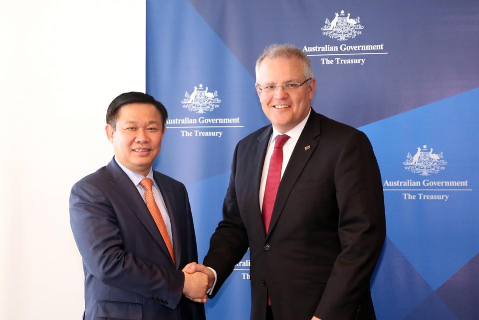 Việt Nam là điểm đến đầu tư hấp dẫn với các doanh nghiệp Úc