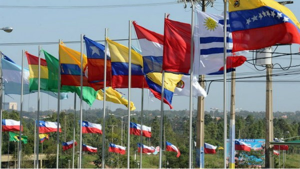 Hội nghị thượng đỉnh Mercosur thúc đẩy hợp tác với Liên minh Thái Bình Dương