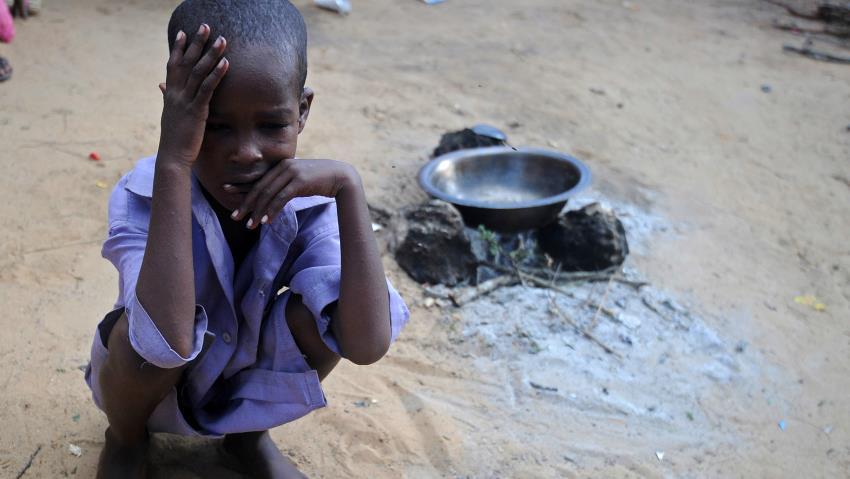 Somalia: Hơn 20.000 trẻ đối mặt với nguy cơ tử vong vì suy dinh dưỡng
