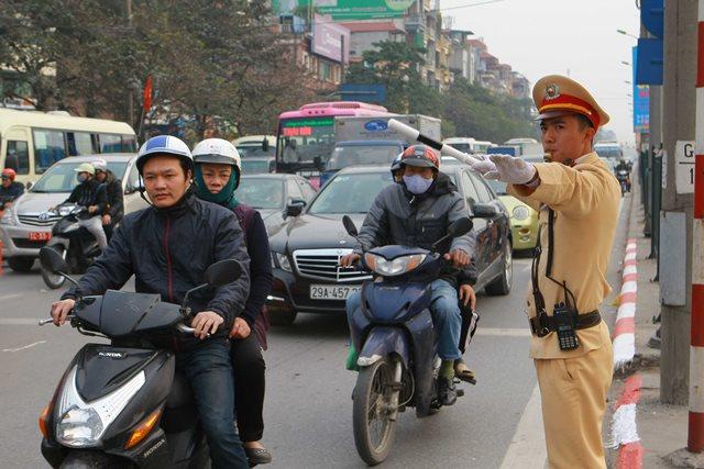 Đảm bảo trật tự an toàn giao thông, phòng, chống tội phạm và ma túy