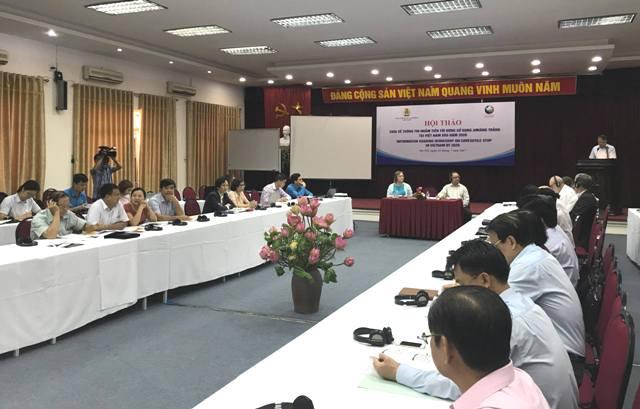 Tiến tới dừng sử dụng amiăng trắng tại Việt Nam vào năm 2020