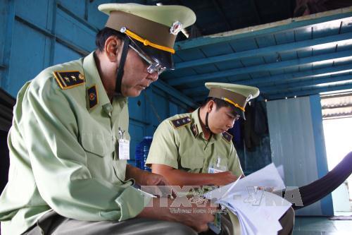 Vĩnh Long kiểm tra, xử lý các vi phạm về vận chuyển và tiêu thụ cát sông