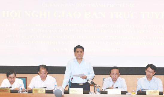 Chủ tịch UBND TP Hà Nội yêu cầu xử lý nghiêm sai phạm ở phường Văn Miếu
