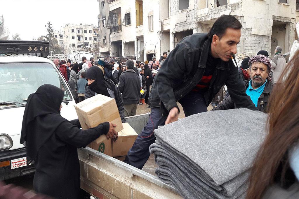 Syria: Gần 500.000 người di cư và tị nạn quay trở về quê hương