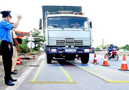 Quyết liệt đảm bảo trật tự an toàn giao thông