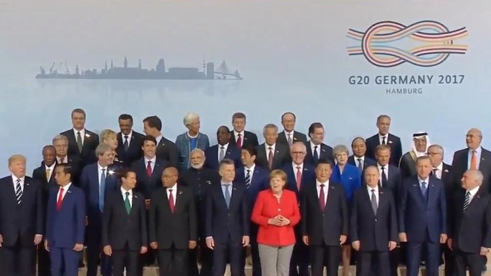 Hội nghị thượng đỉnh G20 Hamburg 2017 – những khoảng cách đang cần thu hẹp