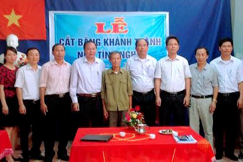 Bắc Giang: Phát huy vai trò Mặt trận Tổ quốc trong hoạt động chăm sóc, giúp đỡ người có công