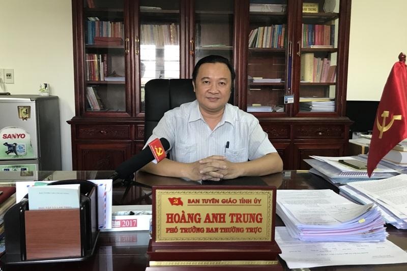 Thái Nguyên: Gắn thực hiện Chỉ thị 05-CT/TW với Nghị quyết Trung ương 4 khóa XII