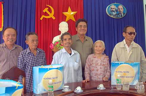 Khánh Hòa: Nhiều hoạt động tri ân nhân kỷ niệm 70 năm Ngày Thương binh Liệt sĩ