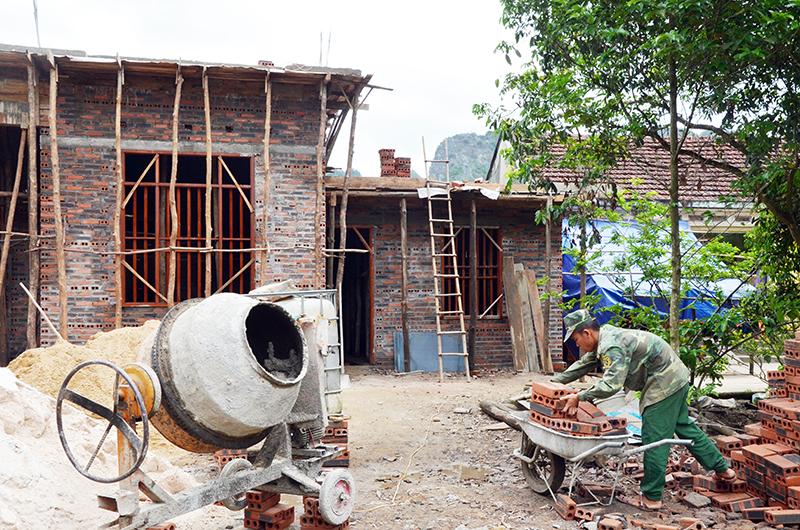 Quảng Ninh: Cải thiện nhà ở cho người có công với cách mạng