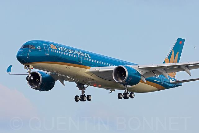 6 tháng đầu năm Vietnam Airlines thực hiện hơn 70.400 chuyến bay an toàn