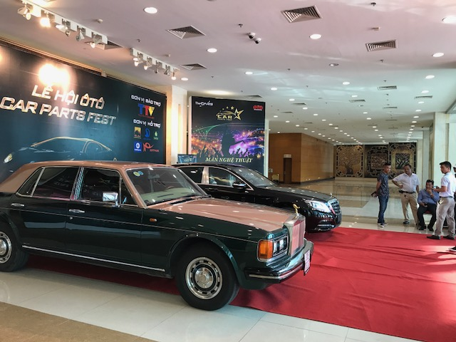"""Lễ hội ô tô """"Car parts fest"""" sẽ diễn ra từ 30/9 đến 1/10 tại Hà Nội"""