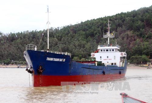 Tàu vận tải cùng 13 người mất tích trên biển Nghệ An: Đã cứu được 7 người và tìm thấy một thi thể