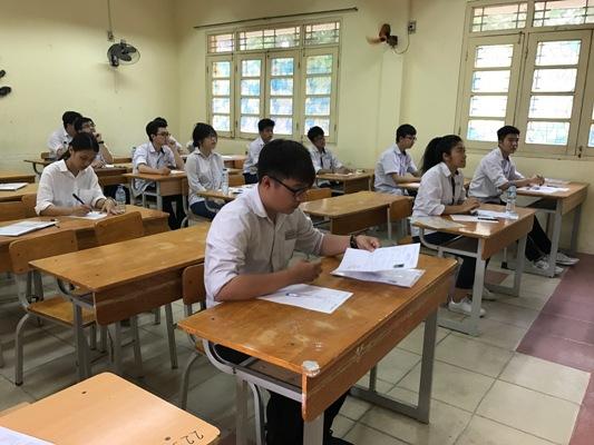Hà Nội dẫn đầu cả nước về số điểm 10 kỳ thi THPT quốc gia 2017