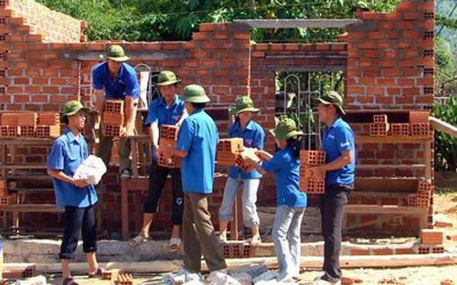 Hỗ trợ xây mới, sửa chữa nhà ở cho người có công ở vùng cao
