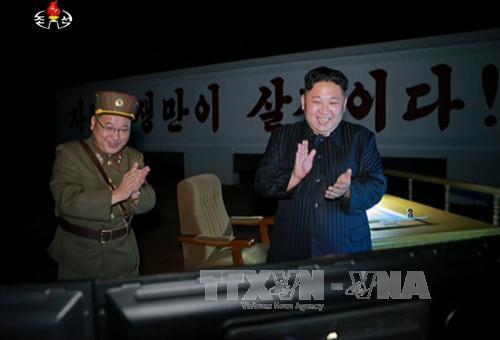 """Mỹ xem xét đưa nhà lãnh đạo Kim Jong-un vào """"danh sách đen"""""""
