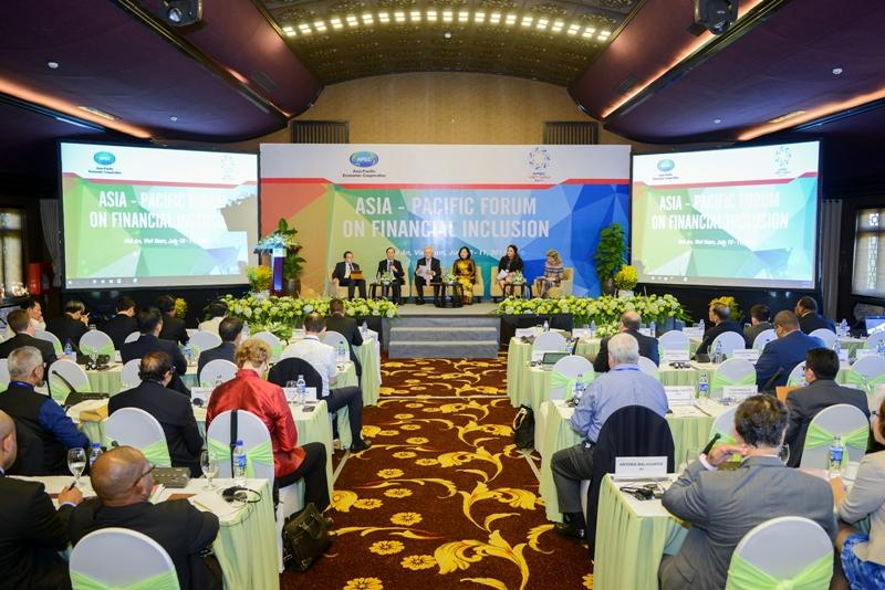 Diễn đàn APEC về tài chính toàn diện