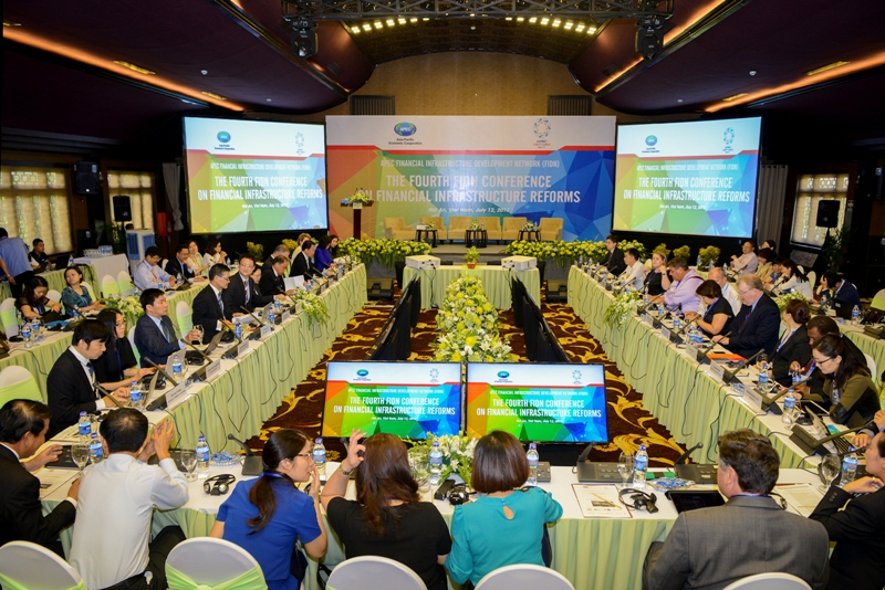 Đẩy mạnh cải cách hạ tầng tài chính trong năm APEC 2017
