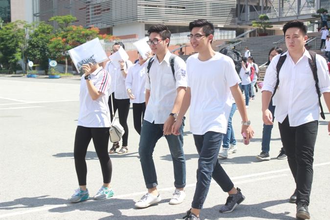 Bộ Giáo dục và Đào tạo công bố phổ điểm thi THPT quốc gia 2017