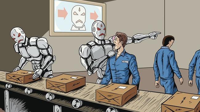 """Hệ lụy khi con người bị """"thế giới ảo"""" và """"trí tuệ nhân tạo"""" điều khiển"""
