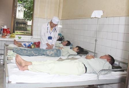 Bình Dương: Số người mắc bệnh sốt xuất huyết tăng cao