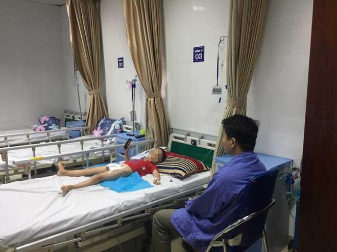 Công an vào cuộc điều tra vụ hàng chục trẻ bị sùi mào gà tại Hưng Yên