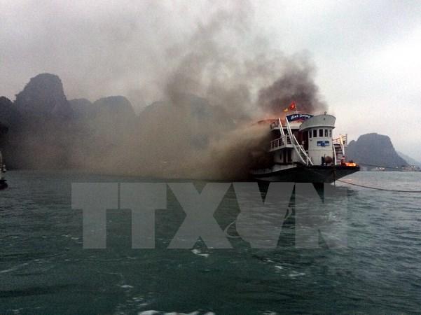 Quảng Ninh: Đình chỉ hoạt động 14 tàu du lịch lưu trú vỏ gỗ