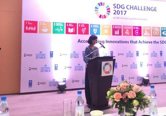 SDG Challenge 2017: Khuyến khích, hỗ trợ người trẻ phát triển ý tưởng khởi nghiệp