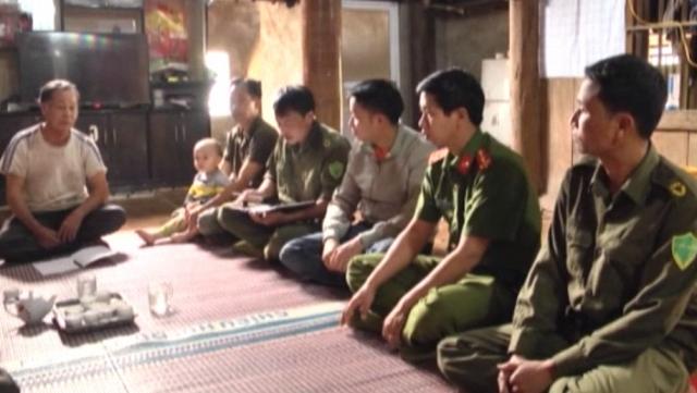 """Lương Sơn (Hòa Bình): Đẩy mạnh phong trào """"Toàn dân bảo vệ an ninh Tổ quốc"""""""