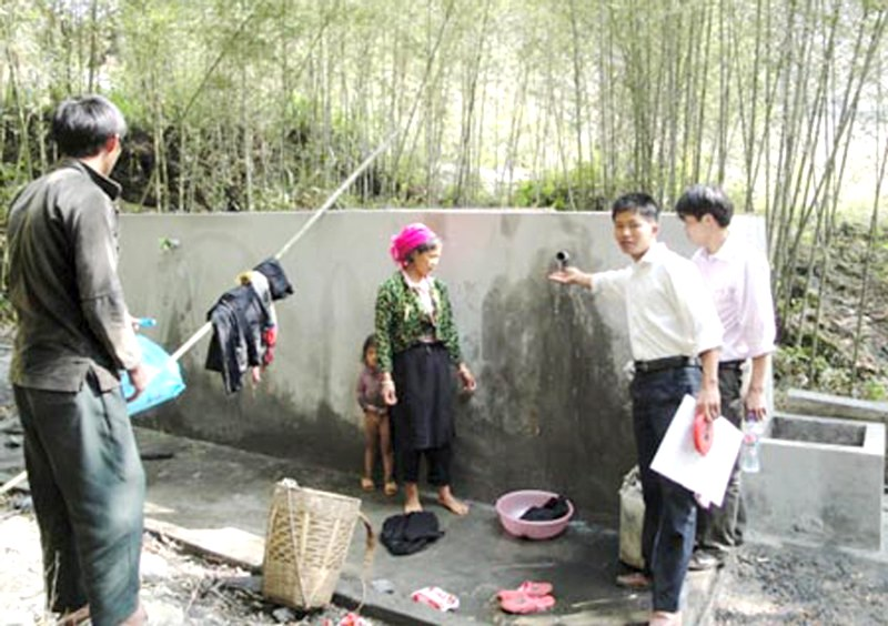 Hà Giang: Quy hoạch bảo vệ tài nguyên nước đến năm 2025, định hướng đến năm 2030