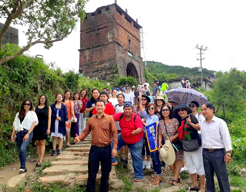 Khảo sát sản phẩm du lịch sinh thái cộng đồng tại Huế