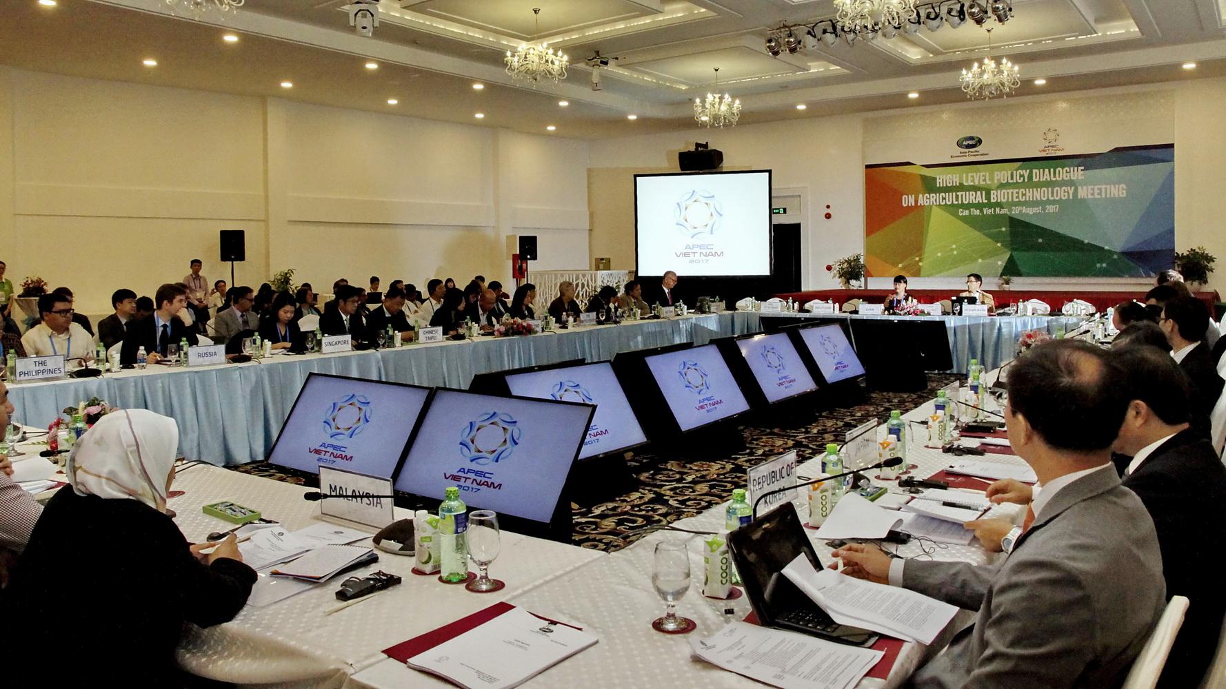 APEC thúc đẩy ứng dụng khoa học công nghệ vào toàn bộ chuỗi sản xuất nông nghiệp