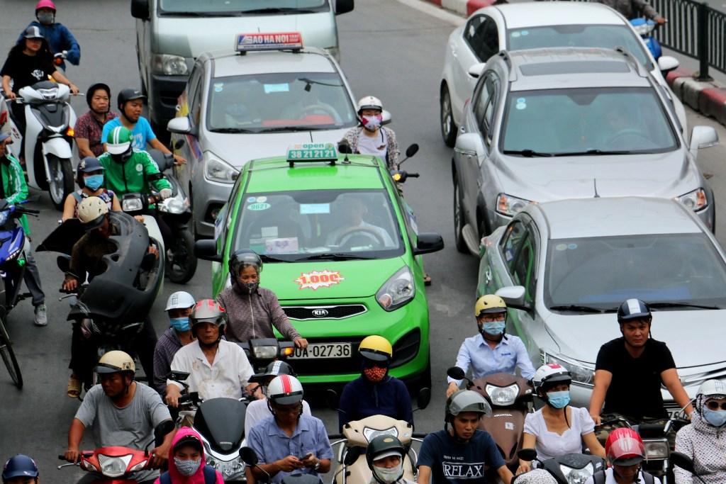 Thay đổi mầu sơn taxi ngoài lộ trình cần gắn với lợi ích cộng đồng