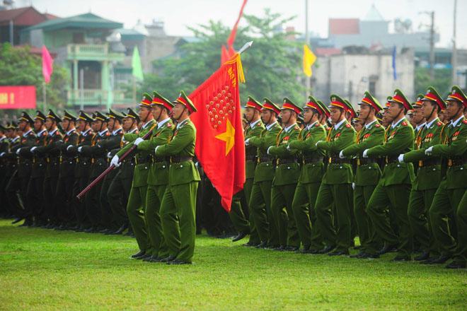 Không tổ chức tiếp khách, nhận hoa chúc mừng nhân kỷ niệm 72 năm Ngày truyền thống lực lượng Công an Nhân dân