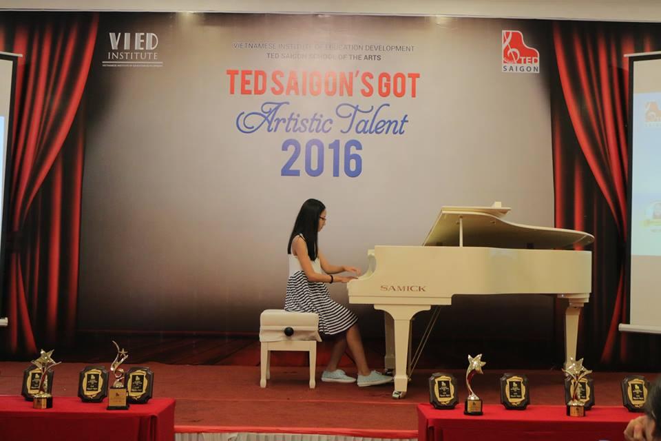 Ted Saigon's Got Artistic Talent's 2016 tiếp nối chuỗi thành công sau 3 năm tổ chức