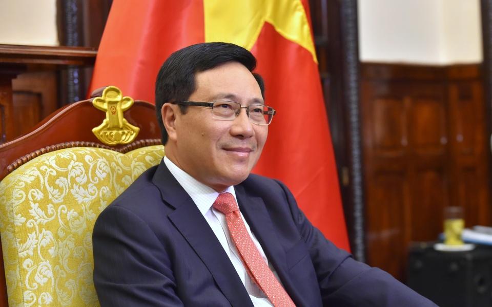 Phó Thủ tướng, Bộ trưởng Ngoại giao Phạm Bình Minh tham dự AMM-50 và các Hội nghị liên quan