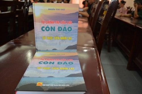 """Giới thiệu sách """"Tù chính trị câu lưu Côn Đảo (1957-1975) - Từ thực tiễn nhìn lại"""""""