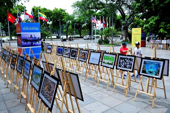 """Chiêm ngưỡng 10 tác phẩm đoạt giải """"Ảnh ASEAN 2017"""""""