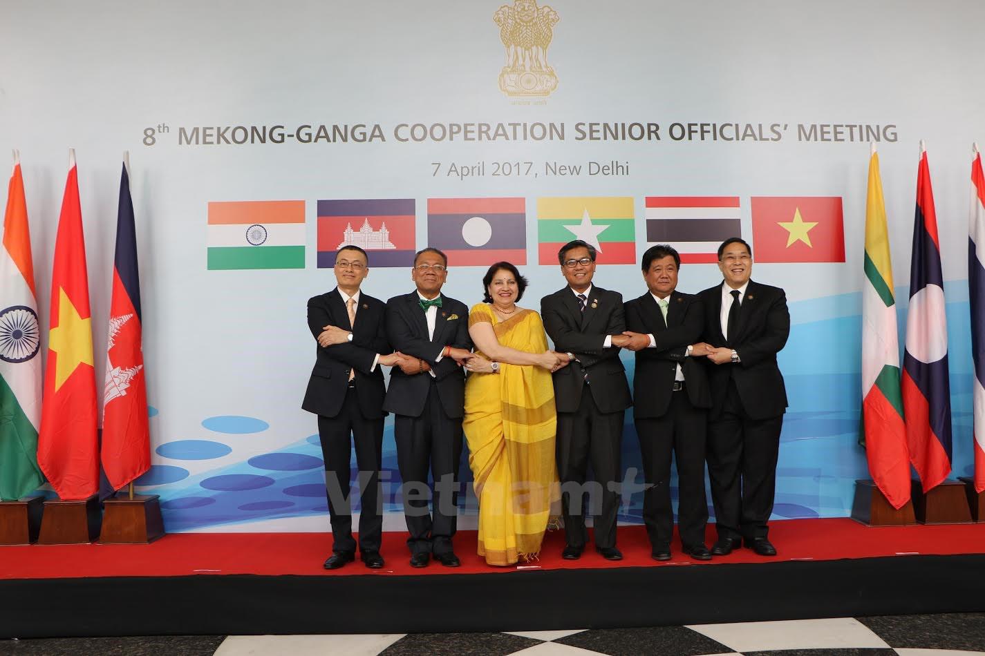 Hội nghị Bộ trưởng Hợp tác Mê Công – sông Hằng lần thứ 8
