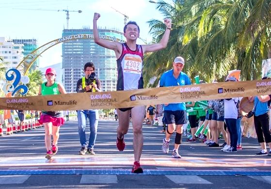 Ấn tượng tại Cuộc thi Marathon Quốc tế Đà Nẵng 2017