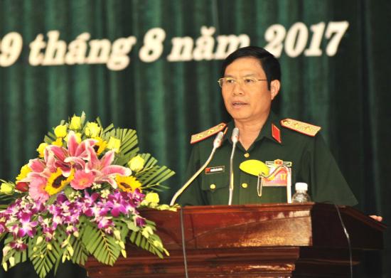 Diễn tập khu vực phòng thủ tỉnh Nghệ An năm 2017