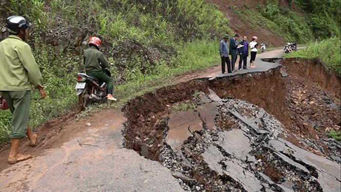 Miền Bắc tiếp tục có mưa lớn, vùng núi phía Bắc vẫn cần đề phòng lũ quét và sạt lở đất