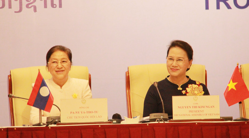 Hội thảo Vai trò của nữ đại biểu trong hoạt động Quốc hội