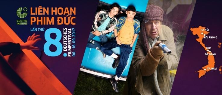 Liên hoan phim Đức lần thứ 8 tại Việt Nam