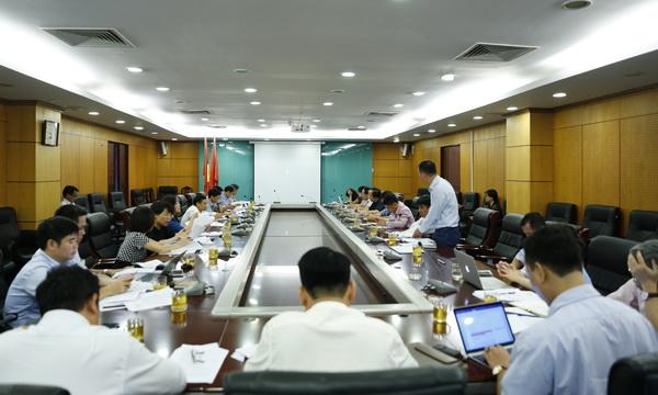 Xây dựng Nghị định hướng dẫn thi hành Luật bảo vệ môi trường