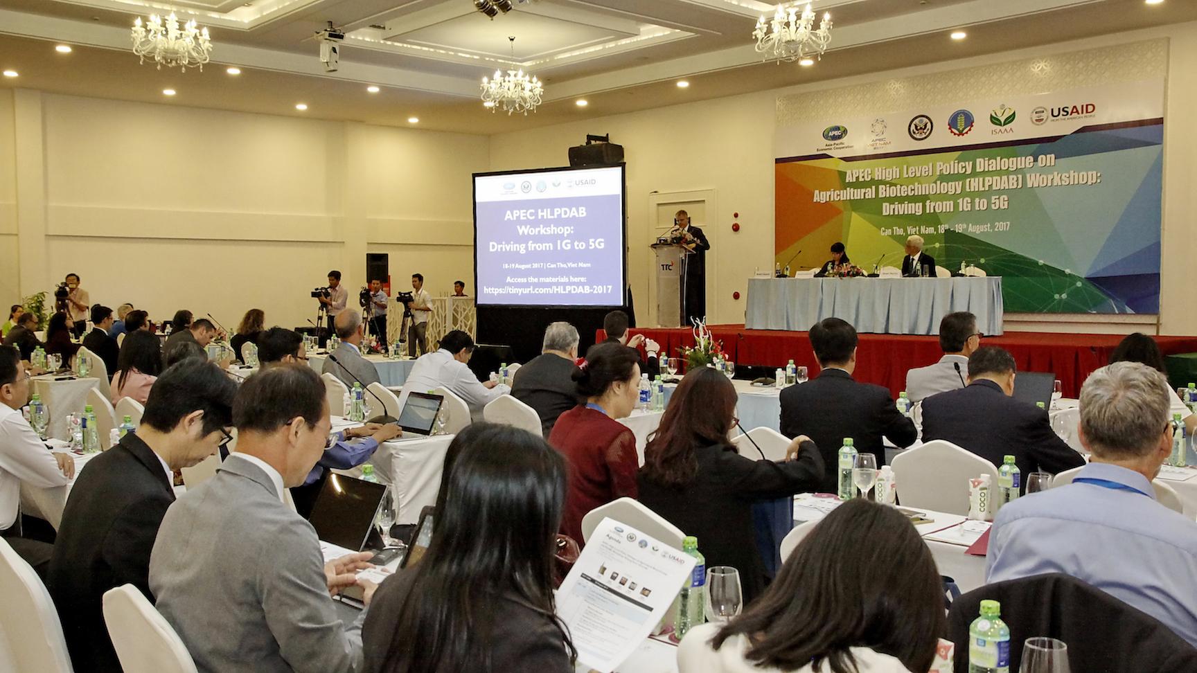 Các hoạt động đầu tiên trong khuôn khổ Hội nghị lần thứ ba các quan chức cao cấp APEC