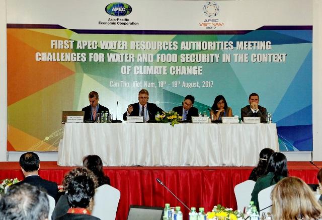 APEC 2017: Hợp tác giải quyết những thách thức đối với an ninh lương thực và tài nguyên nước