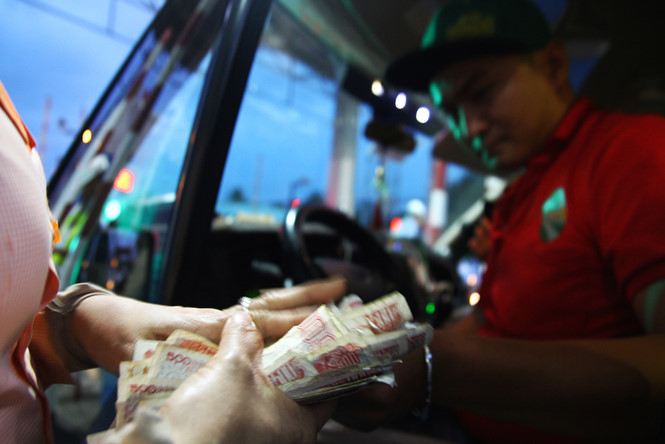 Quyền biểu đạt của... tiền lẻ