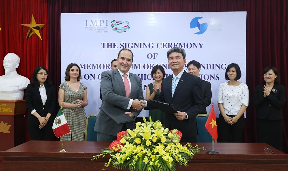Việt Nam - Mexico: Hợp tác về Chỉ dẫn địa lý trong lĩnh vực sở hữu trí tuệ